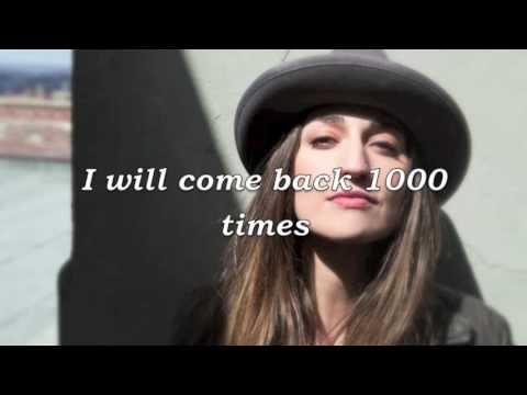 Sara Bareilles - 1000 Times