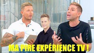 Ma pire expérience TV avec Matthieu Delormeau sur le pilote de TPMP People !