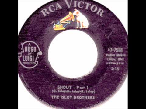 Isley Brothers - Shout (Parts 1 and 2)