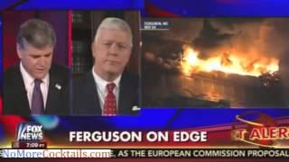 Jay Nixon On Phone w/Valerie Jarrett All Night Long As Ferguson Burned-Cops & Natl Guard Couldn't Re