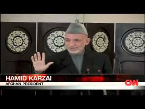 President Hamid Karzai On Mullah Omar & Taliban