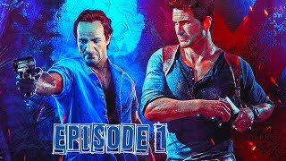 Uncharted 4: A Thief's End [All Cutscenes] The Movie Game Movie - Episode 1
