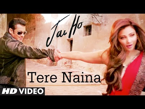 Tere Naina Jai Ho Video Song | Salman Khan | Releasing: 24 Jan...