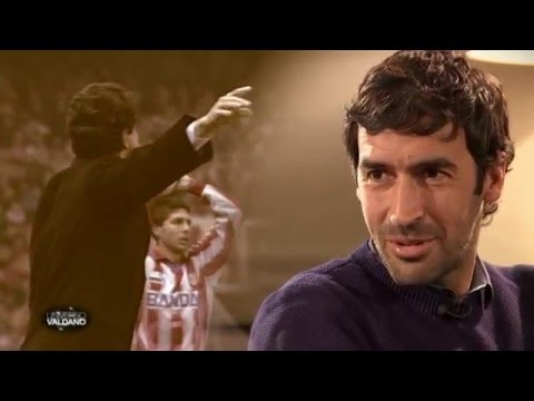 Avance entrevista de Jorge Valdano a Raúl González en #UniversoValdano