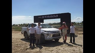 Auto Focus | Industry News: Mitsubishi Motors Officially Unveils The New Strada