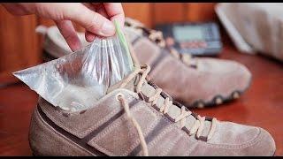 Как быстро и просто разносить обувь. Супер метод - Watch Video Online - I1net