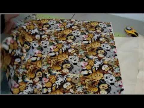 Como coser una funda decorativa para almohada
