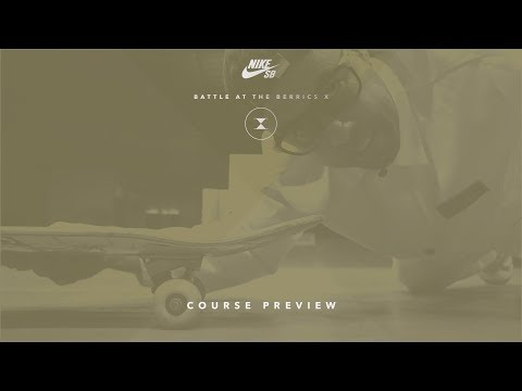BATB X | Finals Night Course Preview with Eric Koston