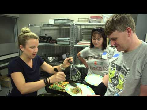 Eat Well: Growing Places Indy Family Cooking Classes