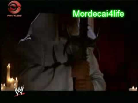 wwe judgment day 2009. Mordecai Is Coming - WWE Judgement Day 2004