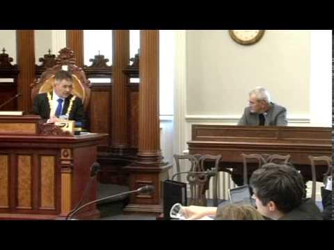 Dunedin City Council - Council Meeting - September 22 2014