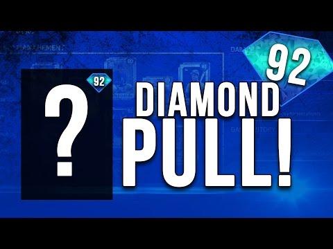 🔥 92 OVR DIAMOND PULL!! 40K PACK OPENING MLB 17