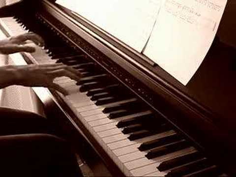 Full Metal Alchemist Opening 1 on Piano Video