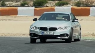 BMW 435i on Road and Track - /CHRIS HARRIS ON CARS