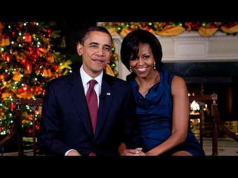 Merry Christmas from the President & First Lady