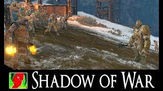 Nemesis Story Ep.34   Pitched Battle # 1   Middle-earth: Shadow of War