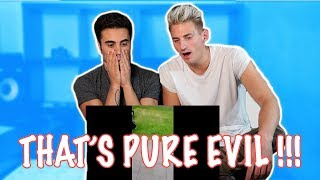 TRY NOT TO GET MAD CHALLENGE | ft. MARK DOHNER