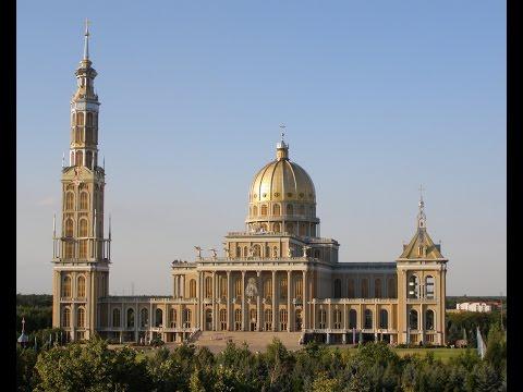 Licheń 2014 - Msza św. i modlitwa o uzdrowienie 20 sierpnia 2014 - homilia o. John Bashobora