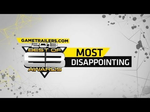 Best of E3 2013 Awards - Most Disappointing