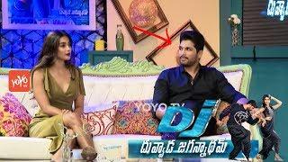 Allu Arjun, Pooja Hegde Special Interview | DJ Duvvada Jagannadham