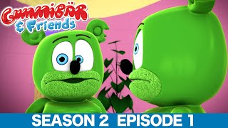 "Gummy Bear Show S2 E1 ""GUMMERISH"" Gummibär And Friends"