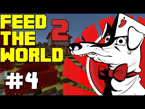Feed The World 2: #4 Return of Strawfingers