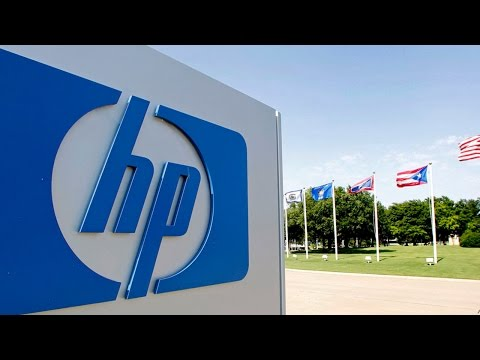 Hewlett-Packard Posts Mixed Earnings as It Readies to Split