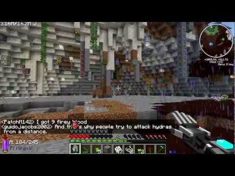 Voltz: World War Minecraft Fighting The Hydra With Pyro
