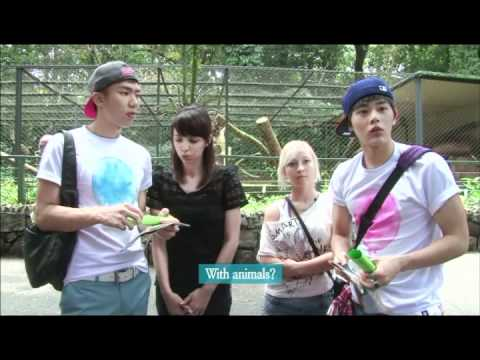 [Arirang TV]binggrae Melona STARDATE with ZE:A in BRAZIL E2-1