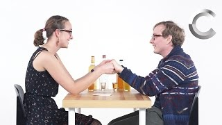 Engaged Couples Play Truth or Drink