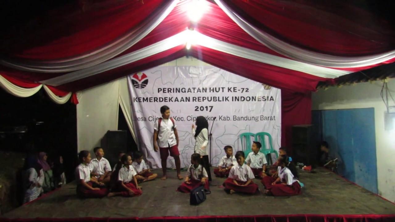 Kabaret Anak Desa Cijenuk: BUDAK BANGOR