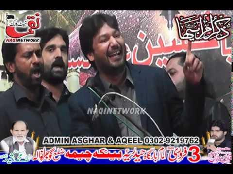 Zakir Ali Imran Jafri 3 February 2020 Majlis e Aza Banke Cheema Gujranwala