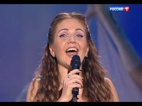 Над Россией моей- Марина Девятова.