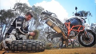 My KTM 1190R Adventures -  Part 1