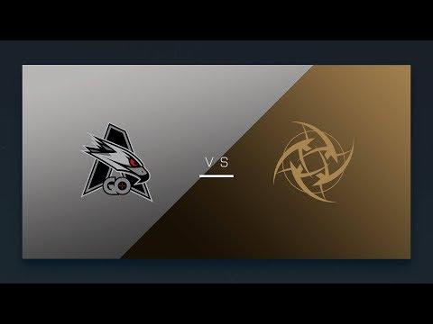 CS:GO - AGO vs. NiP [Train] Map 1 - EU Day 6 - ESL Pro League Season 7