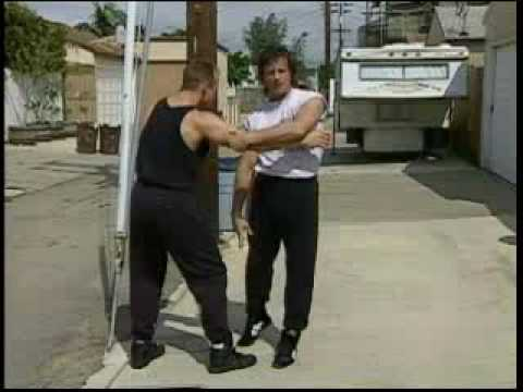 Paul Vunak PFS-VID 03 Head Butts Knees & Elbows part 01.flv Image 1