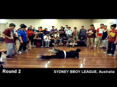 ROUND 2 - 143 Liverpool St Familia vs FlavaWave - SYDNEY BBOY LEAGUE