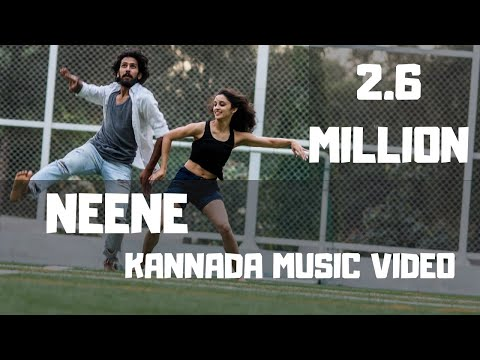 Neene - A kannada musical dance video | Phani Kalyan | Gomtesh Upadhye