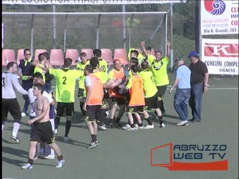 Fara San Martino San Gregorio 3 2 play off 220614