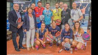 Finale - Bergeron / Blanqué Vs Scatena / Ritz - Championnats de France de padel 2017