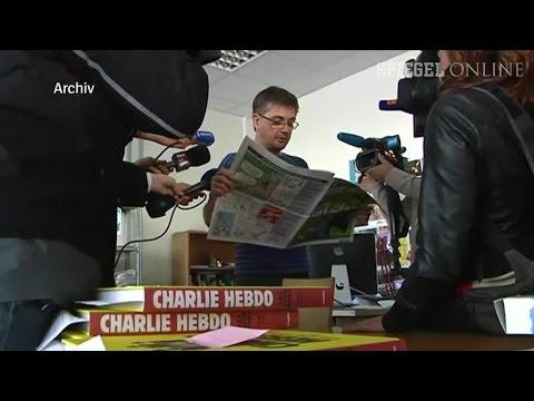 """Getöteter """"Charlie Hebdo""""-Chefredakteur: """"Lieber stehend sterben, als auf den Knien leben"""""""