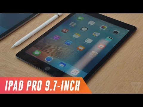 New iPad Pro hands-on: a wildly powerful 9.7-inch iPad