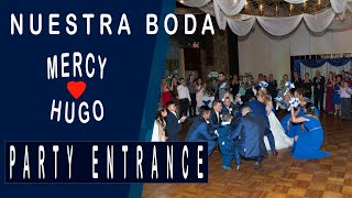Mercy & Hugo ALL Party Entrance & Dance