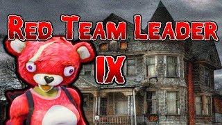 Fortnite Creepypasta: Red Team Leader IX