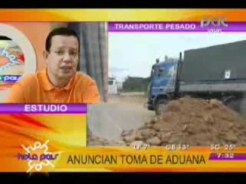 TRANSPORTE PESADO @HOLA PAIS BOLIVIA