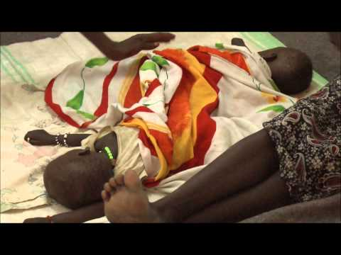South Sudan, Africa. Al Sabad Childrens Hospital.