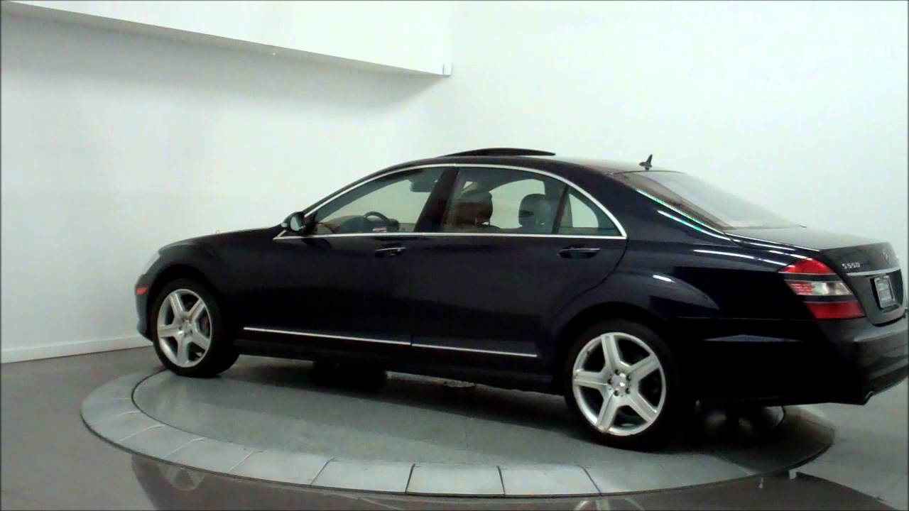 2007 mercedes benz s550 4matic amg sport youtube for Mercedes benz s550 2007