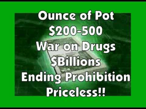 Marijuana's Money Healing Powers!