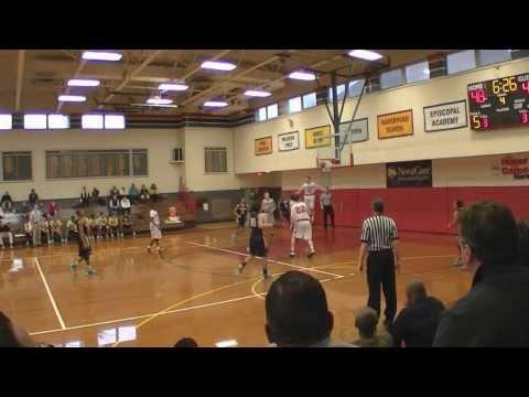 Everson Davis Class 2015 6'3 PG The Peddie School