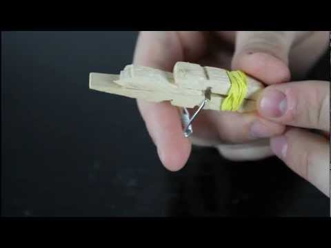 How To Make A Toothpick Gun!